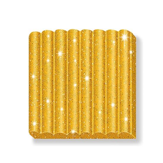 fimo kids glitter gold 8030-112
