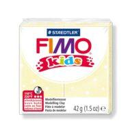 FIMO kids glitter perle gul ler 8030-106