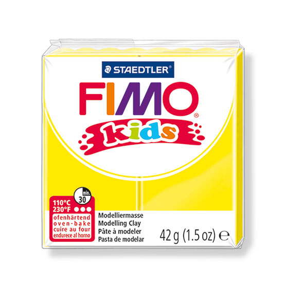 FIMO kids gul ler 8030-1
