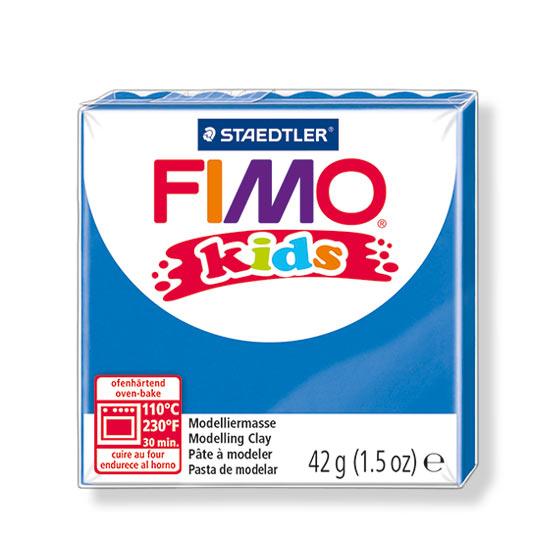 FIMO kids Ler Blå 8030-3