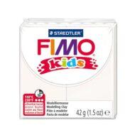FIMO kids ler hvid 8030-0