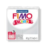FIMO kids Ler Lysegrå 8030-80