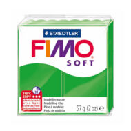 FIMO Soft Tropisk Grøn Ler - Tropical Green 8020-53