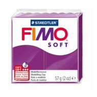 FIMO Soft Purpur Ler 8020-61