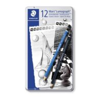 staedtler mars lumograph 12-blyanter 100-g12-s1