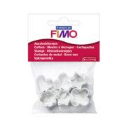 FIMO Shape Cutters - 6 Metaludstikkere 8724 03