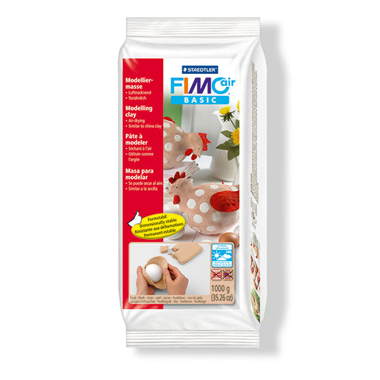 Fimo air basic flesh 1kg 8100-43