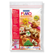 FIMO Clay Mould Merry Christmas - Juleform