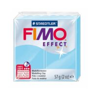 Fimo effect pastel aqua ler