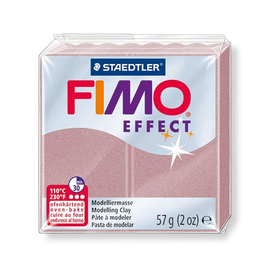 FIMO Effect Pear Rosa Ler 8030 207