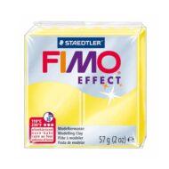 Fimo effect translucent gul ler
