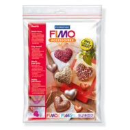 FIMO Hearts Clay Mould - Hjerteforme 8742 26