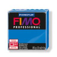 fimo professional primær blå ler 8004-300