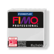 Fimo professional delfin grå polymer ler 8004-80