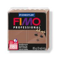 FIMO Professional Doll Art Hasselnødde Brun