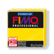 fimo professional primær gul ler 8004-100