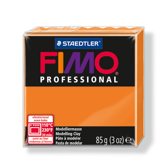 fimo professional orange ler 8004-4