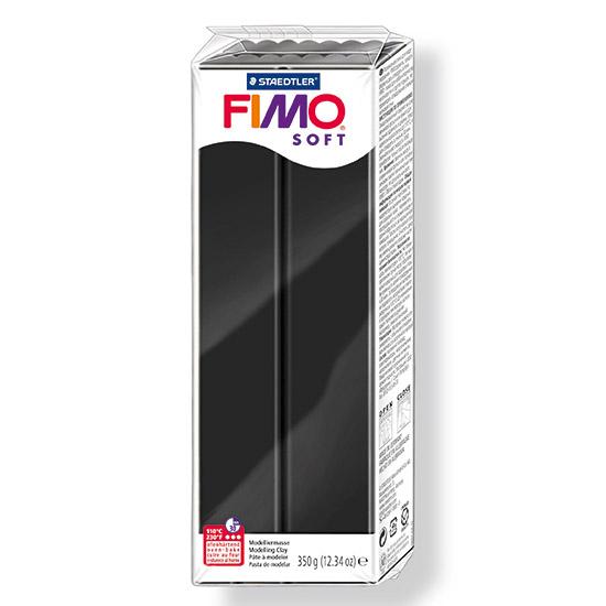 FIMO Soft Hvid polymer ler 350g 8022-9