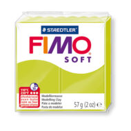 FIMO Soft Trend Green Lime Ler 57g