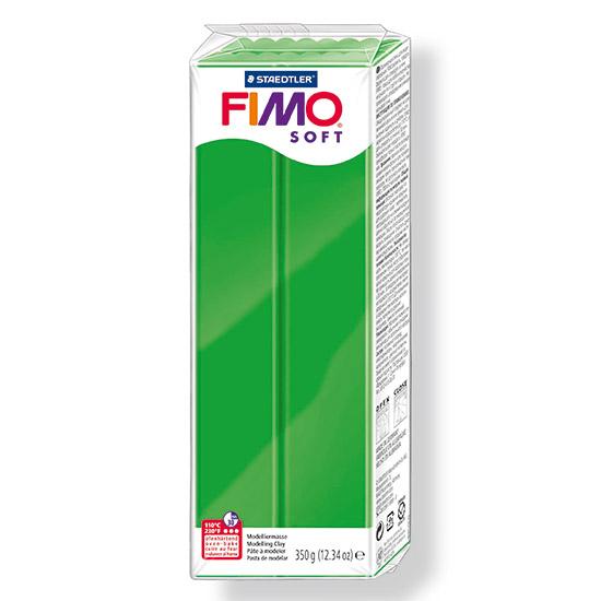 fimo soft tropisk grøn polymer ler 350g