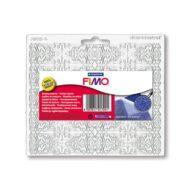 FIMO texture sheet Art nouveau - Jugendstil