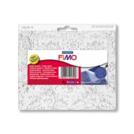 FIMO texture sheet Lace trim - Blonder