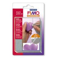 FIMO Polish Set 8700 08 - Slibe og polere