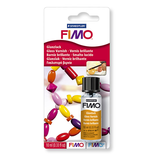 FIMO Gloss Varnish 8703 - Blank Lak 10ML
