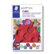 FIMO Silikoneform Blomster 8725 22