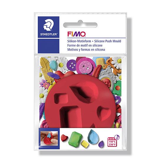 FIMO Silikoneform Smykkesten 8725 27