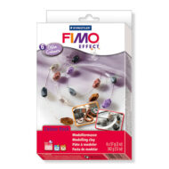 FIMO Effect Glam Colours - Farvesæt