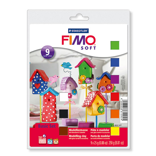 FIMO Soft Basic Set 8023 10