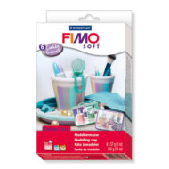 FIMO Soft Candy Colours - Farvesæt