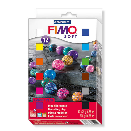 FIMO Soft Colour Pack 8023 01