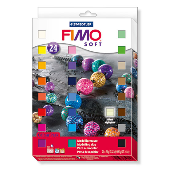 FIMO Soft Colour Pack 8023 02