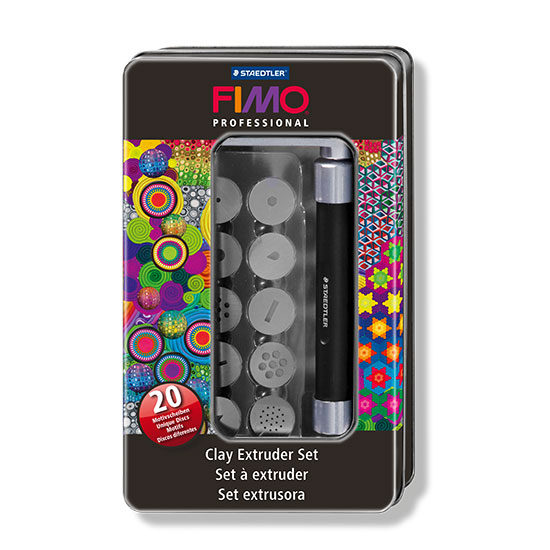 fimo professional clay extruder set 8700-17