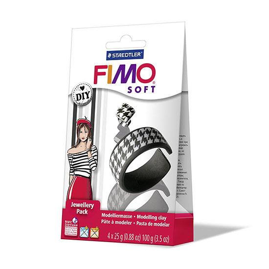 Fimo soft 8025 05 diy jewelry smykkesaet