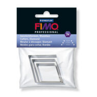 FIMO Professional cutting tools - Diamant udstiksforme 8724 04