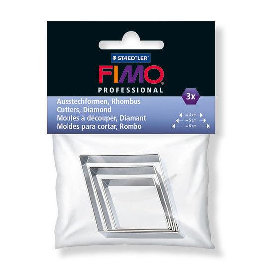 FIMO Professional cutting tools - Diamant udstiksforme 8724 04