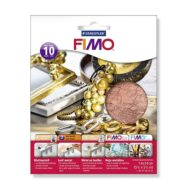FIMO Leaf Metal 8781-26 - Metalblade kobber 10 ark