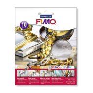 FIMO Leaf Metal 8781-81 – Metalblade Sølv 10