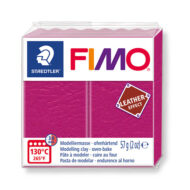 Fimo leather effect berry 57 - 8010-229g