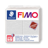 Fimo leather effect ivory 57 - 8010-029g