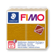 Fimo leather effect ocre 57g - 8010-179