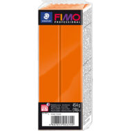 FIMO Professional Orange 454g - Polymer Ler 8041-4