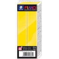 FIMO Professional Primær Gul 454g - Polymer Ler 8041-100