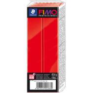 FIMO Professional Primær Rød 454g - Polymer Ler 8041-200