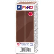 FIMO Soft Brun Polymer Ler 454g 8021-75