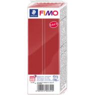 FIMO Soft Jule Rød Polymer Ler 454g 8021-2