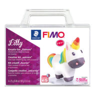 Fimo Soft Lilly - Creative Kit Unicorn 8025-30 - Fimo Sæt